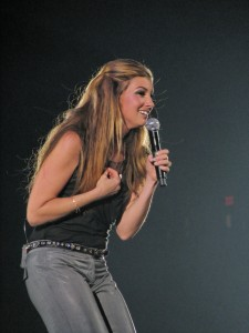 Faith Hill in Concert 1