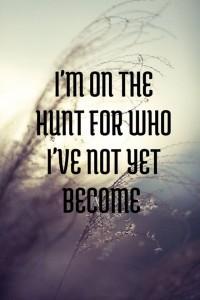 I'm on the Hunt
